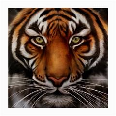 The Tiger Face Medium Glasses Cloth (2 Side)