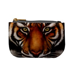 The Tiger Face Mini Coin Purses