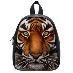 The Tiger Face School Bag (small)