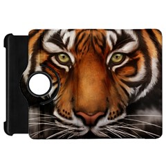 The Tiger Face Kindle Fire Hd 7
