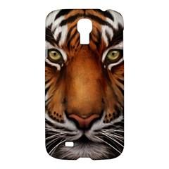 The Tiger Face Samsung Galaxy S4 I9500/i9505 Hardshell Case