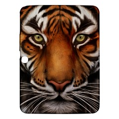 The Tiger Face Samsung Galaxy Tab 3 (10 1 ) P5200 Hardshell Case