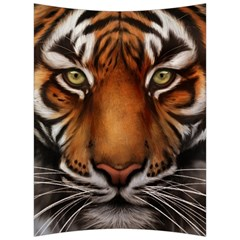 The Tiger Face Back Support Cushion