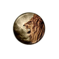 Roaring Lion Hat Clip Ball Marker (4 Pack)