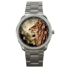 Roaring Lion Sport Metal Watch