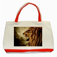 Roaring Lion Classic Tote Bag (red)