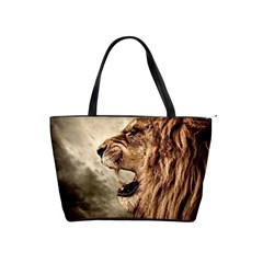 Roaring Lion Shoulder Handbags