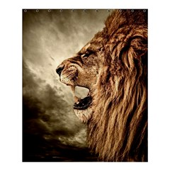 Roaring Lion Shower Curtain 60  X 72  (medium)
