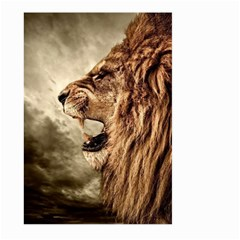 Roaring Lion Large Garden Flag (two Sides)