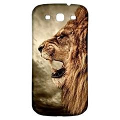 Roaring Lion Samsung Galaxy S3 S Iii Classic Hardshell Back Case