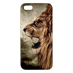 Roaring Lion Apple Iphone 5 Premium Hardshell Case