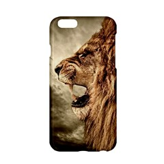 Roaring Lion Apple Iphone 6/6s Hardshell Case