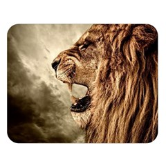 Roaring Lion Double Sided Flano Blanket (large)