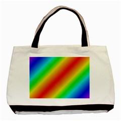 Background Diagonal Refraction Basic Tote Bag