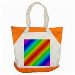 Background Diagonal Refraction Accent Tote Bag