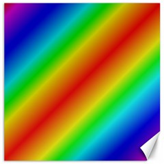 Background Diagonal Refraction Canvas 12  X 12
