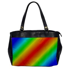 Background Diagonal Refraction Office Handbags