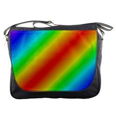Background Diagonal Refraction Messenger Bags