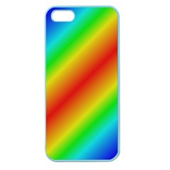 Background Diagonal Refraction Apple Seamless Iphone 5 Case (color)