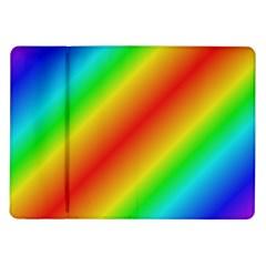 Background Diagonal Refraction Samsung Galaxy Tab 10 1  P7500 Flip Case