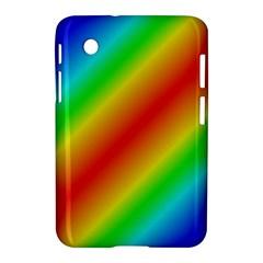 Background Diagonal Refraction Samsung Galaxy Tab 2 (7 ) P3100 Hardshell Case