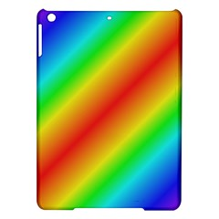 Background Diagonal Refraction Ipad Air Hardshell Cases