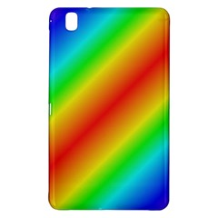 Background Diagonal Refraction Samsung Galaxy Tab Pro 8 4 Hardshell Case