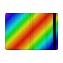Background Diagonal Refraction Ipad Mini 2 Flip Cases