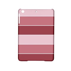 Striped Shapes Wide Stripes Horizontal Geometric Ipad Mini 2 Hardshell Cases