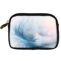 Feather Ease Slightly Blue Airy Digital Camera Cases