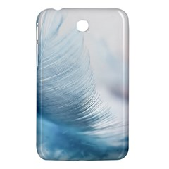 Feather Ease Slightly Blue Airy Samsung Galaxy Tab 3 (7 ) P3200 Hardshell Case