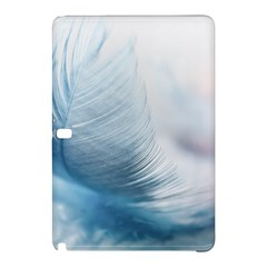 Feather Ease Slightly Blue Airy Samsung Galaxy Tab Pro 10 1 Hardshell Case