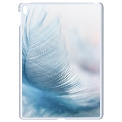 Feather Ease Slightly Blue Airy Apple Ipad Pro 9 7   White Seamless Case