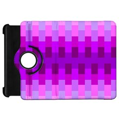 Geometric Cubes Pink Purple Blue Kindle Fire Hd 7