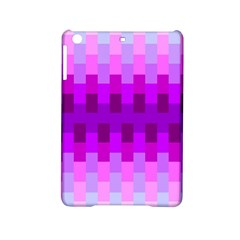 Geometric Cubes Pink Purple Blue Ipad Mini 2 Hardshell Cases