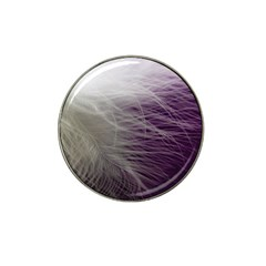 Feather Ease Airy Spring Dress Hat Clip Ball Marker (4 Pack)