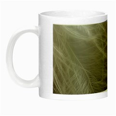 Feather Ease Airy Spring Dress Night Luminous Mugs