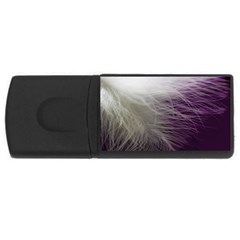 Feather Ease Airy Spring Dress Rectangular Usb Flash Drive