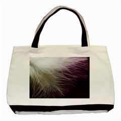 Feather Ease Airy Spring Dress Basic Tote Bag