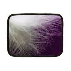 Feather Ease Airy Spring Dress Netbook Case (small)  by Nexatart