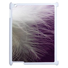 Feather Ease Airy Spring Dress Apple Ipad 2 Case (white)