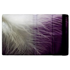 Feather Ease Airy Spring Dress Apple Ipad 3/4 Flip Case