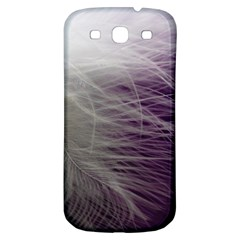 Feather Ease Airy Spring Dress Samsung Galaxy S3 S Iii Classic Hardshell Back Case
