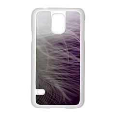 Feather Ease Airy Spring Dress Samsung Galaxy S5 Case (white)
