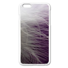 Feather Ease Airy Spring Dress Apple Iphone 6 Plus/6s Plus Enamel White Case
