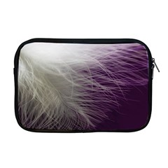 Feather Ease Airy Spring Dress Apple Macbook Pro 17  Zipper Case