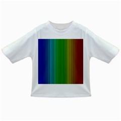 Spectrum Colours Colors Rainbow Infant/toddler T Shirts