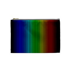 Spectrum Colours Colors Rainbow Cosmetic Bag (medium)