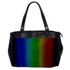 Spectrum Colours Colors Rainbow Office Handbags