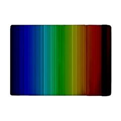 Spectrum Colours Colors Rainbow Apple Ipad Mini Flip Case